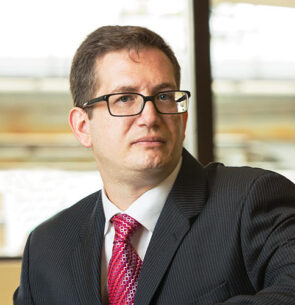Christopher Frenz, AVP of IT Security for Mount Sinai South Nassau